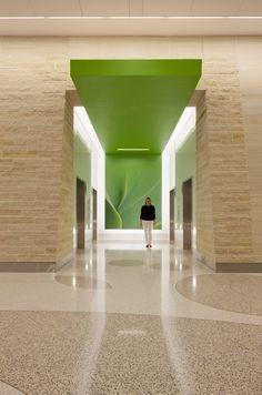 美国儿童医院---Stanley Beaman & Sears__学术动态__广东工业大学建筑与城市规划学院