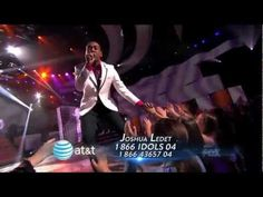 Joshua Ledet: Runaway Baby - Top 7 - AMERICAN IDOL SEASON 11