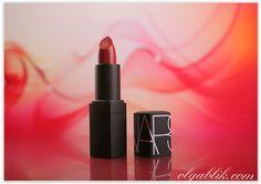 NARS Sheer Lipstick Gipsy  красная помада которая подходит всем