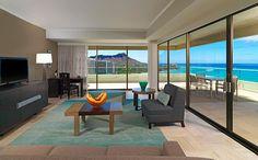 Penthouse Ocean View Suite