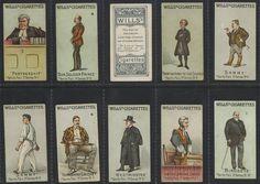 Full Set, Wills, Vanity Fair, 1st Series 1902 (w14d26-347)