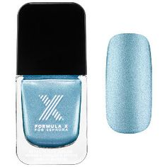 Formula X The Holograms in Juju - holographic ice blue #sephora