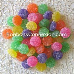 Easter jellies - Gelées de pâques  #bonbonspaques #eastercandy