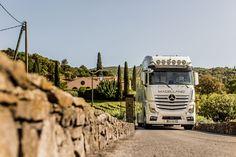 Magellano The One Edition 1 Transportation Fotoshooting und Film in Frankreich