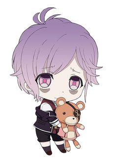diabolik lovers kanato chibi - Google Search