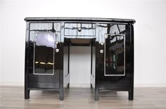 Art Deco Damenschreibtisch, zeitloses Design