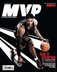 MVP Basketball Magazine Sample Issue 05