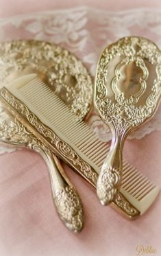 Golden Pink Cottage ~ Debbie ❤