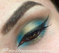 Wesley Hilton Makeup: Makeup: Egyptian