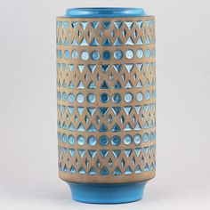 Mari Simmulson is one of the well-known representatives of the illustrious Swedish ceramic design of the century. She was one of the leading Ceramic Design, Vase, Ceramics, Home Decor, Ceramica, Pottery, Decoration Home, Room Decor, Flower Vases