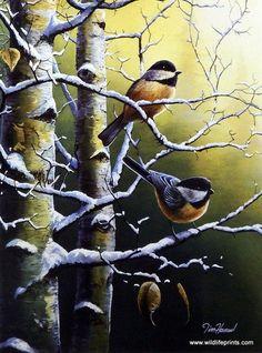 Jim Hansel Winter Refuge II