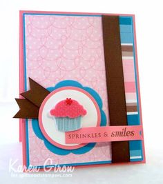 CT sprinkles & smiles by karengiron - Cards and Paper Crafts at Splitcoaststampers