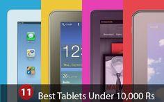 Buy tablets under 10k in india. I gives you 30% off on lenovo tablets.