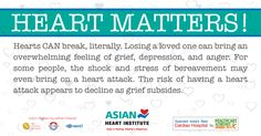 #HEART MATTERS! #Asian Heart #Institute