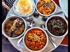 Stews & Rice