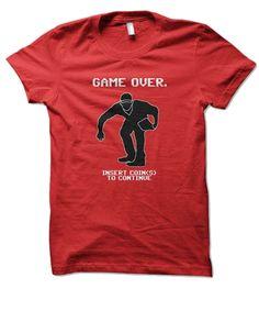 Game Over - I want this Braves Baseball, Baseball Shirts, Braves Shirts, Tee Shirts, All Things New, Atlanta Braves, My Boys, Games, Sweatshirts
