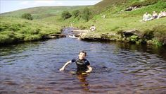 WATER Slippery Stone Plunge Pool, Upper Derwent Valley, Ladybower Days Out In Yorkshire, Derwent Valley, Sheffield City, Plunge Pool, Peak District, Places To See, Swimming, Family Holiday, World