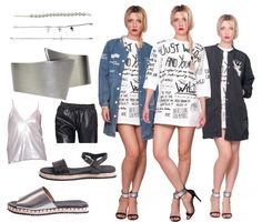 A great outfit for your summer nights. stay tuned on www.robertamia.com