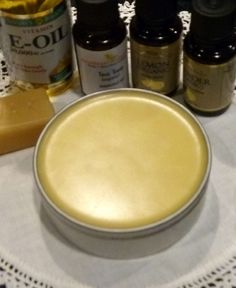 How to Make All Natural Antiseptic Ointment for Cuts and Burns