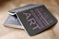Awesomely Artful Notebook