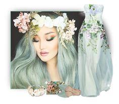 """Elegant"" by daiscat ❤ liked on Polyvore featuring moda, Marchesa y Franco Sarto"