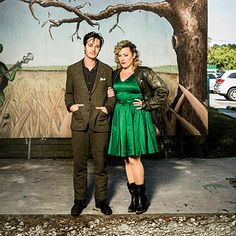 """Southern Living Biscuits and Jam:  Shovels and Rope """"Hail, Hail"""""""