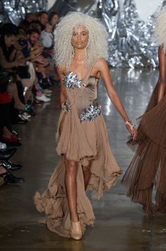 The Blonds at New York Fashion Week Spring 2017 - Runway Photos
