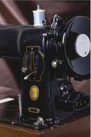 Singer sewing machine models have similar parts.
