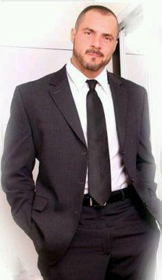 Arpad Miklos (Suit)