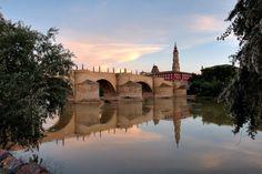 Puentes en la ciudad de Zaragoza - Turismo en Zaragoza