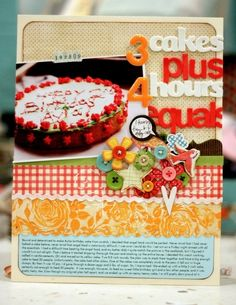 A Project by {Jen Jockisch} from our Scrapbooking Gallery originally submitted 09/26/09 at 09:49 AM