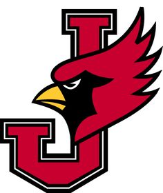 An athletic logo of the Cardinals of William Jewell College, my alma mater, in MO.