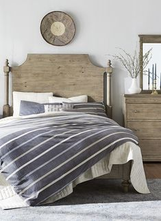 Martha Collection Bergen Bedroom Furniture Created For Macy S