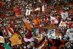 Roma fan