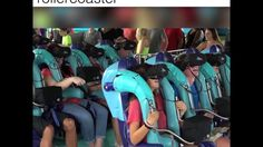 Take a ride on this epic VR rollercoaster