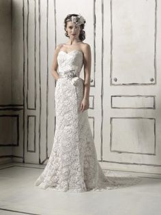 Justin Alexander  Wedding Dresses Photos on WeddingWire