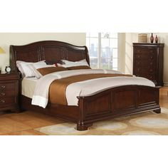Macdougall Panel Bed