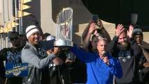 Pulse of the Postseason: Royals' championship parade