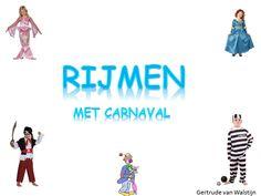 Digibordles rijmen met carnaval. http://leermiddel.digischool.nl/po/leermiddel/f2178bb728253e3521e768a2c947e3f0    Of http://mijnyurlspagina.yurls.net/nl/page/809926#topboxes