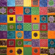 Best Fliesen Images On Pinterest Tiles Bathroom And Boden - Fliesen 10x10 bunt