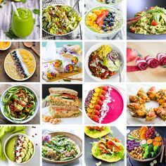 78 Vegan Spring Cleaning Healthy Living Tips and Recipes from Bloggers!