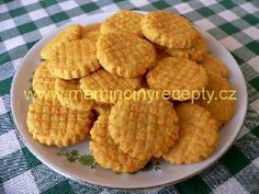 Mrkvové minisušenky - My site Healthy Sweets, Healthy Cooking, Healthy Recipes, Christmas Sweets, Christmas Cookies, Biscuit Cookies, Sweet Desserts, Whole 30 Recipes, Oreo