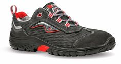 Pracovní a bezpečnostní obuv U-POWER: Podešev U-Grip u bezpečnostní obuvi U-POWER