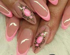 Nails, Tattoo, Finger Nails, Ongles, Nail, Nail Manicure
