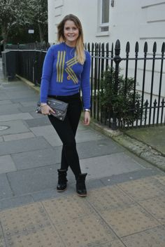 Kenzo Jumper and Isabel Marants