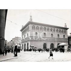 1940 La Lonja de Zaragoza: Descarga y compra fotografías históricas en | abcfoto.abc.es