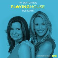 Lennon Parham & Jessica St. Clair Make Comedy Happen for the New USA Network Show Premiering Tonight #PlayingHouse #Trailer #Video  http://www.redcarpetreporttv.com/2014/04/29/lennon-parham-and-jessica-st-clair-make-comedy-happen-for-the-new-usa-network-show-tonight-playing-house-playinghouse-trailer-video/