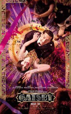 Il Grande Gatsby Teaser Poster USA 3 #GreatGatsby #GrandeGatsby