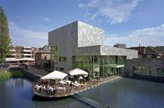 Achterzijde Van Abbemuseum Eindhoven