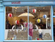 window dressing summer sand - Google Search